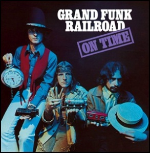 Grand-Funk-Railroad-On-Time 1969