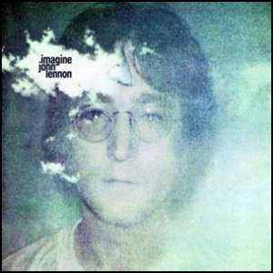 JOhn Lennon Imagine HIGH RESOLUTION COVER ART