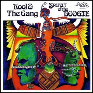 Kool And The Gang - Spirit Of The Boogie 1975