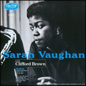 sarah_vaughan_with_clifford_brown_ 1954