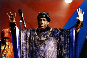Sun Ra Brecon Jazz Festival  August 1990 England