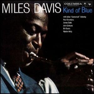 MilesDavis Kind o fBlue