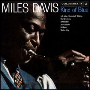 MilesDavis Kind o fBlue