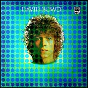 David Bowie second album