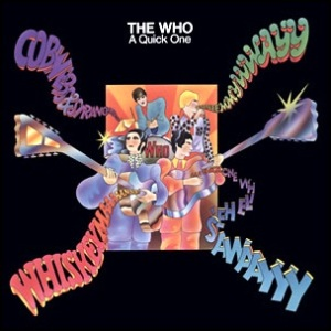 The Who A Quick One