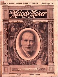 Melody Maker 1926