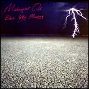 Midnight Oil_Blue Sky Mining