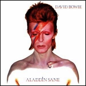Davis Bowie Aladdin Sane