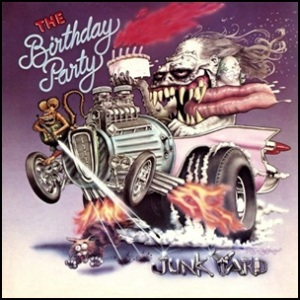 Birthday Party Junkyard