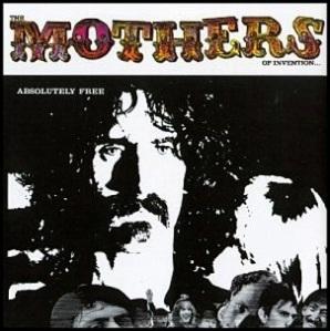 Frank Zappa-Absolutely Free