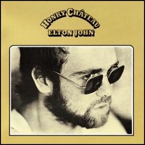 Elton John Honky Chateau HIGH RESOLUTION COVER ART